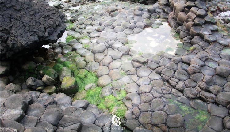 Piedras de la Calzada del Gigante