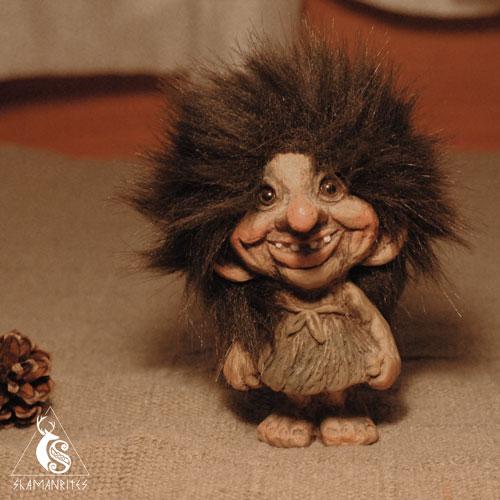 troll y mundo de las hadas