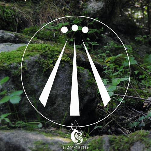 awen, símbolo de druidas