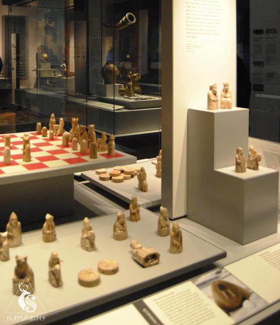 Ajedrez de Lewis en el British Museum