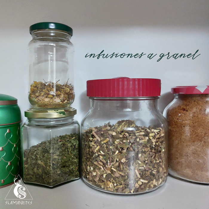 infusiones a granel zero waste