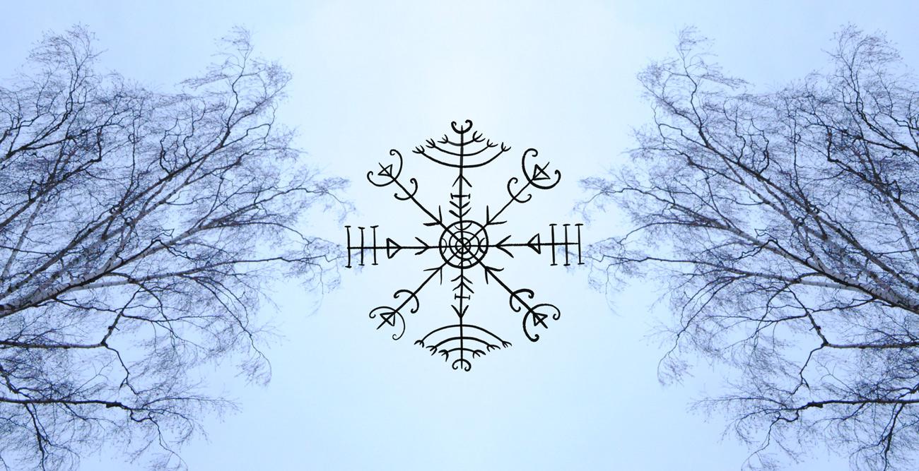 veldismagn símbolo vikingo