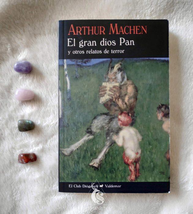 El gran dios Pan Arthur Machen