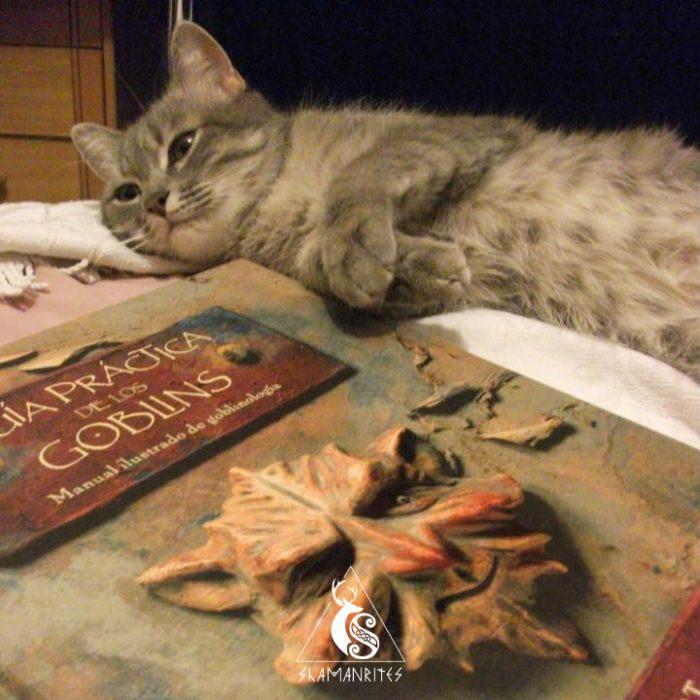 gato en el folklore
