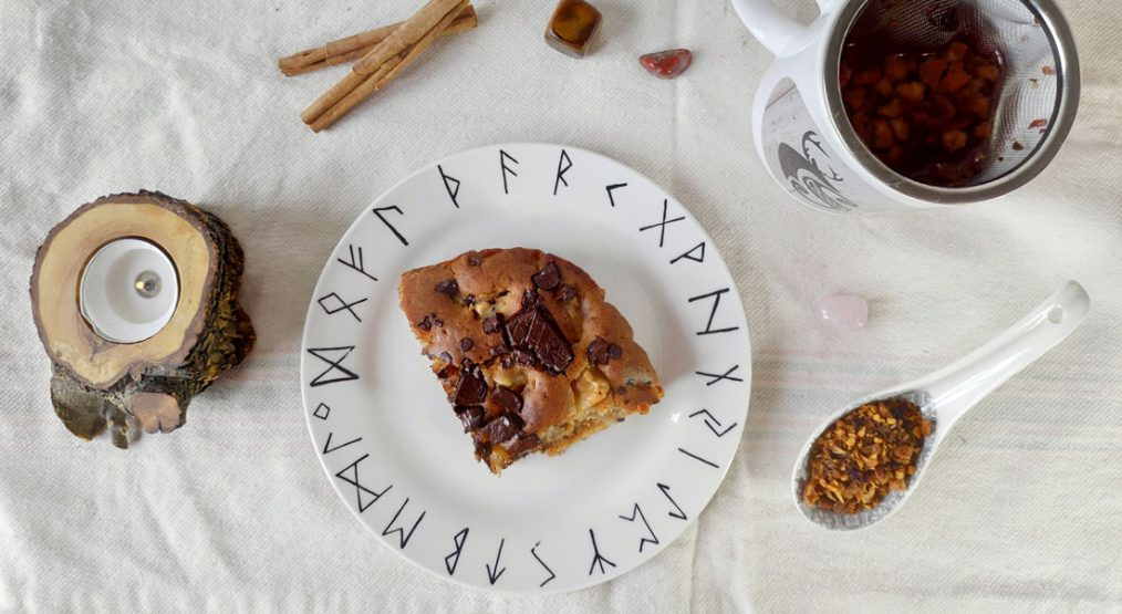 bizcocho de Mabon: receta para equinoccio de otoño