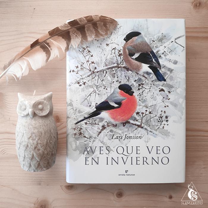 Aves que veo en invierno | libros sobre naturaleza