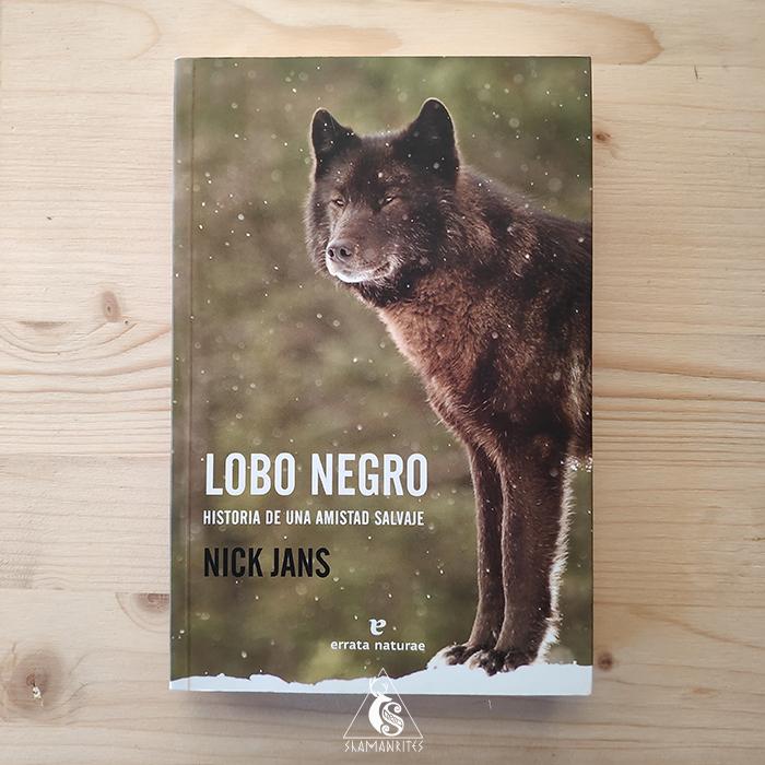 lobo negro, libros sobre naturaleza