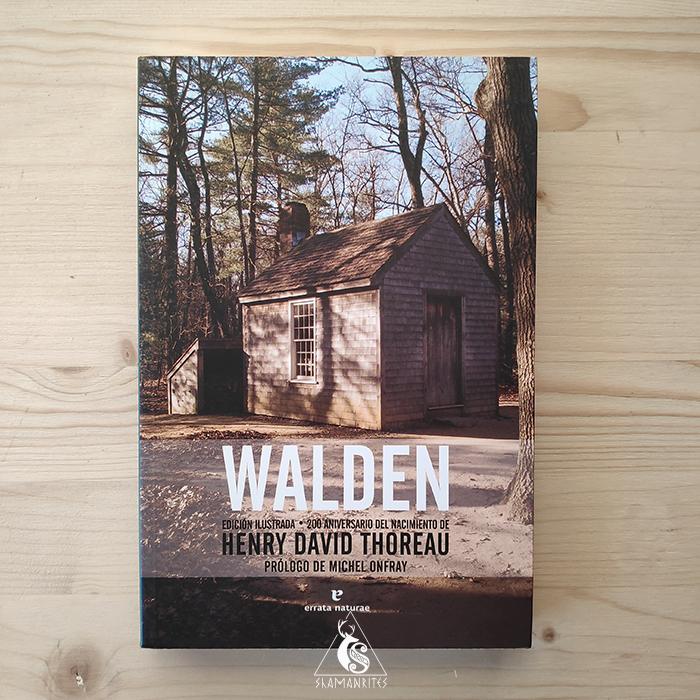 Walden | libros sobre naturaleza