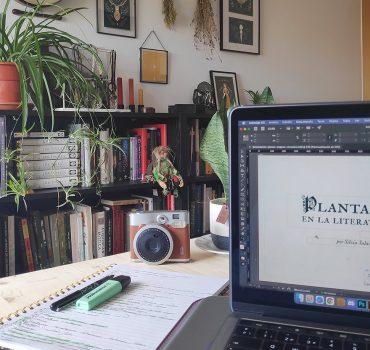 plantas mágicas en literatura cervantina: Botánica Oculta