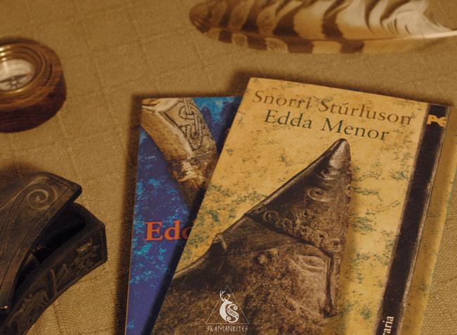 Libros de mitología nórdica