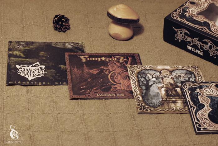 Discografía de Finntroll