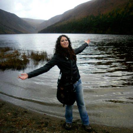 glendalough lago