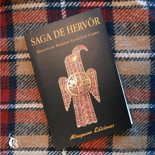 saga de Hervör: libro