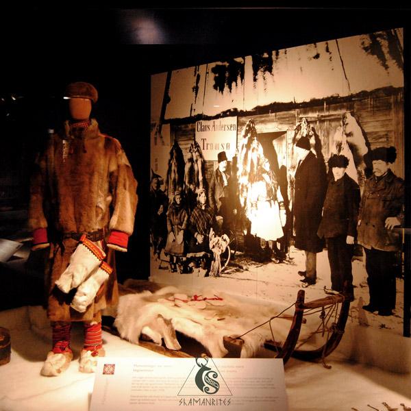 museo de folklore noruego cultura sami