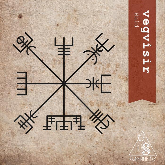 Vegvísir: versión del Manuscrito de Huld