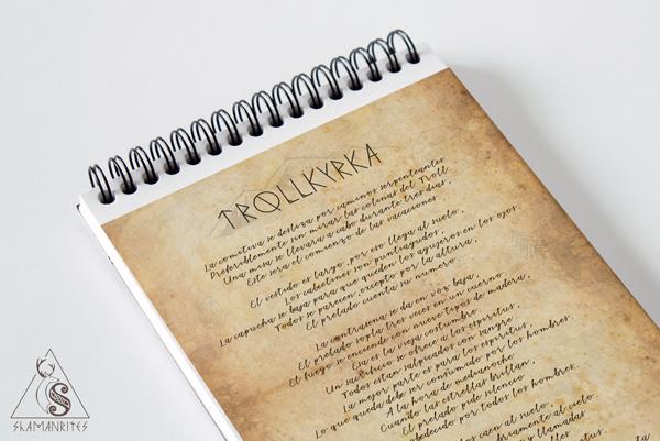 Trollkyrka: poema en castellano